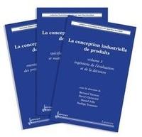 Bernard Yannou et Hisham Abou-kandil - La conception industrielle de produits (les 3 volumes).