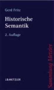 Historische Semantik.