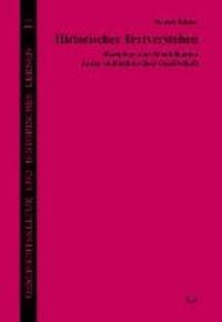 Historisches Textverstehen - Rezeption und Identifikation in der multiethnischen Gesellschaft.