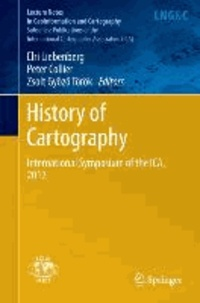 History of Cartography - International Symposium of the ICA, 2012.