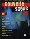 Hit Diffusion - Nouvelle scène.fr - Volume  1, 12 titres pour piano, chant, guitare, tablatures.