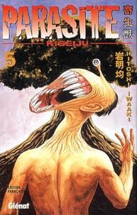Hitoshi Iwaaki - Parasite Tome 5 : .
