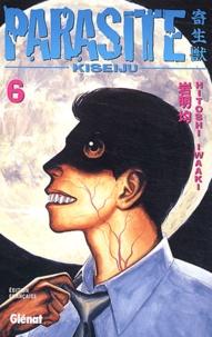 Hitoshi Iwaaki - Parasite Tome 6 : .