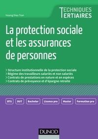 Hoang Dieu Tran - La protection sociale et les assurances de personnes.