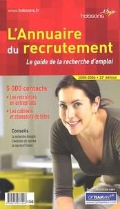 Deedr.fr L'Annuaire du recrutement - Le guide de la recherche d'emploi Image