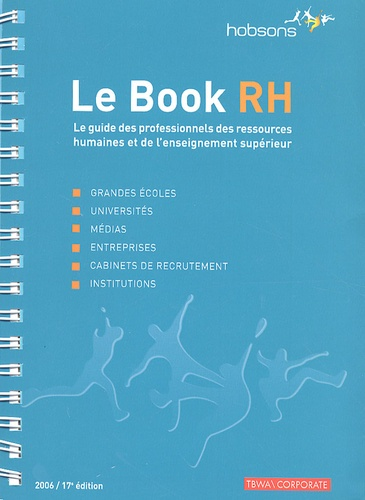 Hobsons - Le Book RH 2006.