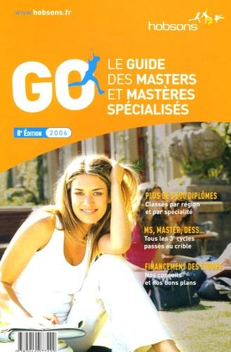 Hobsons - Le guide des masters et mastères spécialisés.