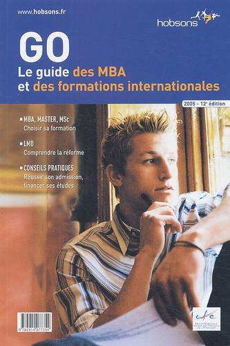 Hobsons - Le guide des MBA et des formations internationales.