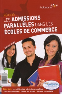 Hobsons - Réussir les admissions parallèles dans les écoles de commerce.