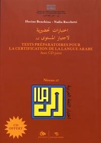 Histoiresdenlire.be Tests préparatoires pour la certification de la langue arabe Niveau A2 Image
