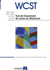 WCST - Test de classement de cartes du Wisconsin : manuel, 2 jeux de cartes-réponses, 25 cahiers de passation et de cotation.pdf