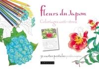 Fleurs du Japon - Coloriages anti-stress, 32 cartes postales prédécoupées.pdf