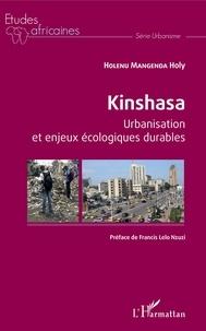 Holenu Mangenda Holy - Kinshasa - Urbanisation et enjeux écologiques durables.