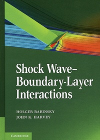Shock Wave-Boundary-Layer Interactions - Holger Babinsky |