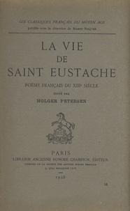Goodtastepolice.fr La vie de saint Eustache - Poème français du XIIIe siècle Image