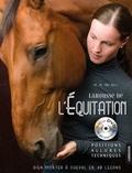 Hollie McNeil - Larousse de l'équitation - Positions, allures, techniques. 1 DVD