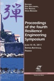 Hollnagel/rigaud/bes - Proceedings of the fourth resilience engineering symposium. june 8-10 2011, soph.