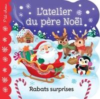Holly Berry-Byrd et Francesco Zito - L'atelier du père Noël.