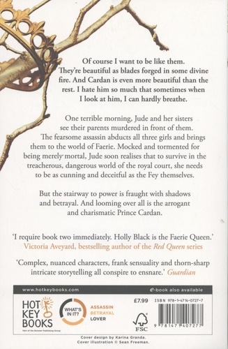 The Folk of the Air Tome 1 The Cruel Prince