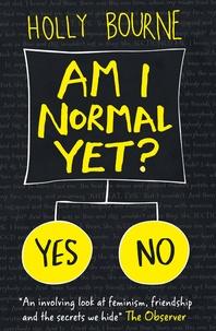 Am I normal yet?.pdf