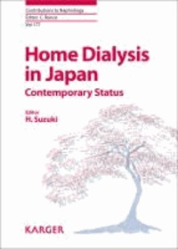 Home Dialysis in Japan - Contemporary Status.