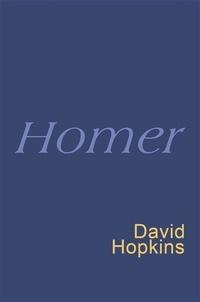 Homer et David Hopkins - Homer: Everyman Poetry - Everyman's Poetry.