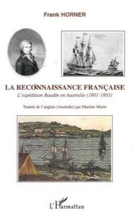Homer - La reconnaissance française : l'expédition Baudin en Australie (1801-1803).