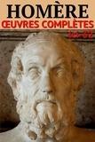 Homère Homère - Homère - Oeuvres complètes - N° 32 [en vers et en prose].