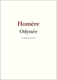 Homère Homère - L'Odyssée.
