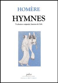 Homère - Hymnes. - Epigrammes, la Batrakhomiomakhie.