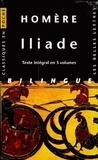 Homère - Iliade - Coffret 3 volumes.