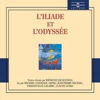 Homère et Michael Lonsdale - L'Iliade et l'Odyssée.
