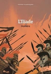 L'Iliade - Homère - Format PDF - 9782075038164 - 4,99 €