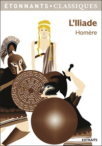 L'Iliade - Homère - Format PDF - 9782081364806 - 2,99 €