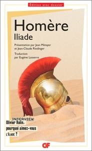 L'Iliade - Homère - Format PDF - 9782081419063 - 4,99 €
