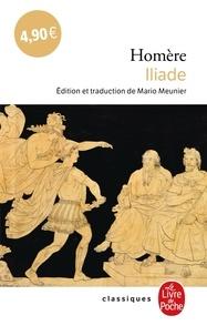 Homère - L'Iliade.