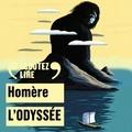 Homère - L'Odyssée - CD mp3.