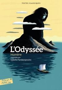 Homère et Isabelle Pandazopoulos - L'Odyssée.