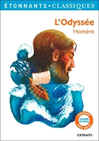 L'Odyssée - Homère - Format ePub - 9782081429895 - 2,99 €