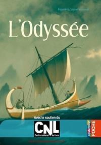 L'Odyssée - Homère - Format ePub - 9782203060333 - 4,99 €