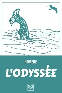 L'Odyssée - Homère - Format ePub - 9782363152770 - 0,99 €