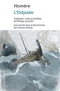 Homère - L'Odyssée - Suivi de Des lieux et des hommes.