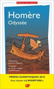 Homère - Odyssée - Prépas scientifiques.