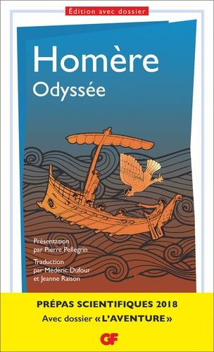 Odyssée. Prépas scientifiques  Edition 2017-2018