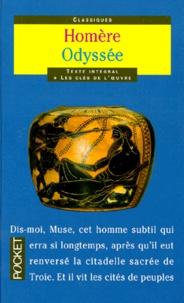 Ebook format pdf télécharger Odyssée RTF DJVU CHM 9782266083119 en francais par Homère