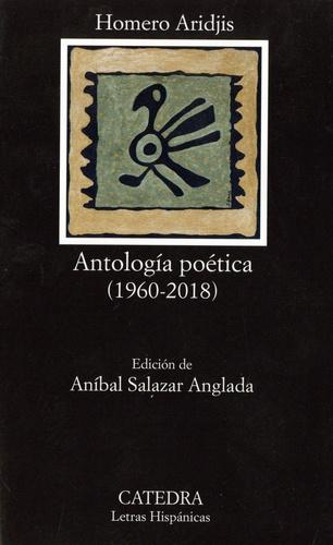Antologia poetica (1960-2018)