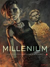 Homs et Sylvain Runberg - Millénium Tome 2 : Les hommes qui n'aimaient pas les femmes - Seconde partie.