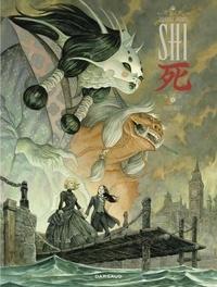 Homs et  Zidrou - SHI - tome 3 - Revenge! - Revenge!.