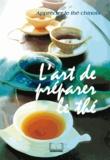 Hong Li - L'art de préparer le thé.