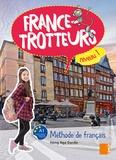 Hong Nga Danilo - France-trotteur Niveau 1 - Méthode de français.